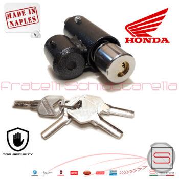 Antifurto Piastra Bloccaruota Bloccaruote Honda Sh 125150 con ABS dal 2016 Meccanico Acciaio Antiscasso Bloccadisco Block System Il Bloccaruote A1023