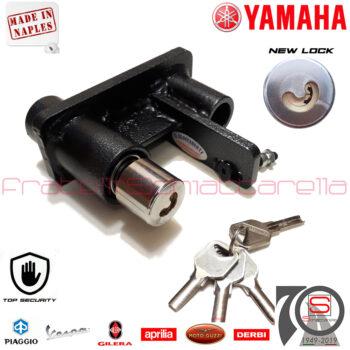Antifurto Piastra Bloccaruota Bluoccaruote Yamaha T-Max TMax 500 Dal 2008 Block System Bloccadisco Staffa A1013