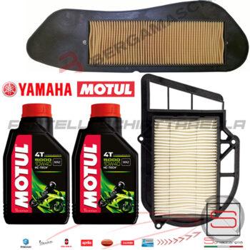 Kit Tagliando Yamaha X-Max X-City KIT35