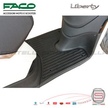 Tappeto Tappetino Pedana Piaggio Liberty Iget 50 125 150 Dal 2016 0640 F20222 Iget Moc