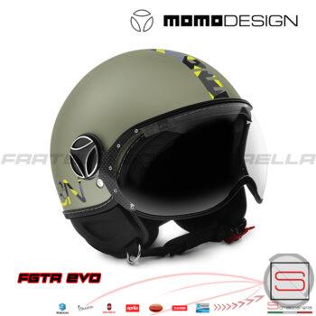 Casco-Demi-Jet-Momo-Design-Fighter-FGTR-EVO-Salvia-Opaco-Scritta-Camouflage-Visiera-Occhiale-10010030354-10010030356-10010030358-10010030360