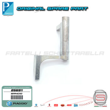 256911 Gancio Sportello Chiusura Bauletto Originale Piaggio Vespa Hp