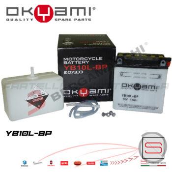 E07091 E07333 Batteria Okyami YB10L-BP