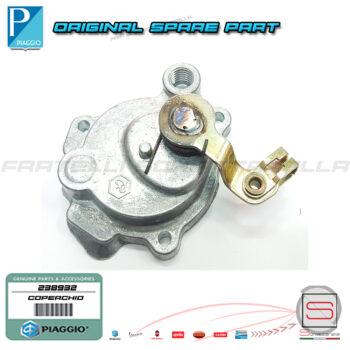238932 Coperchio Dosatore Pompa Olio Miscelatore Originale Piaggio Vespa Px Cosa CL-CLX