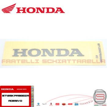 Adesivo Decalco Carena Scudo Anteriore Honda SH 125 150 87125KPR900ZB