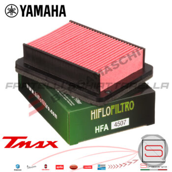 HFA4507 E1745071 100602441 Filtro Aria Yamaha T-Max Tmax 500 530