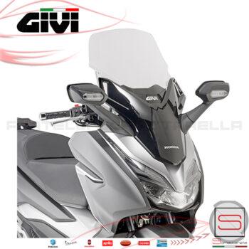 Parabrezza Paravento Trasparente Spoiler Originale Givi Honda Forza 125 300 2019 D1166ST