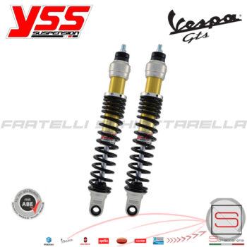 204590310 TE302-340T-02AL-X 58503R Coppia Ammortizzatore Posteriore Yss Vespa Gts