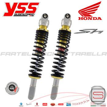 204590322 TE302-375T-02AL-X Coppia Ammortizzatore Posteriore Yss Honda Sh 125-150