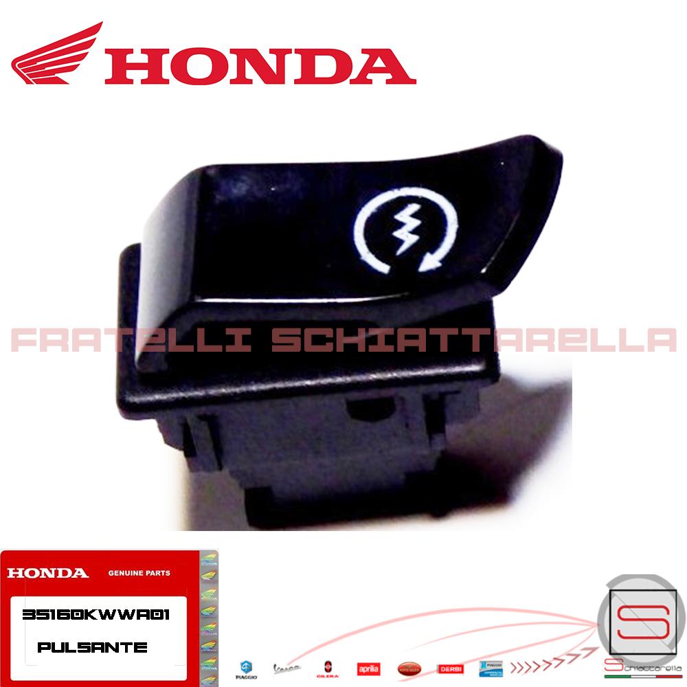 Interruttore Pulsante Avviamento Start Originale Honda Sh 300 2011