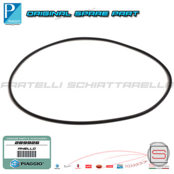 Anello O-ring Copertura Variatore Original Piaggio Free Zip Nrg Sfera Vespa ET2 289926