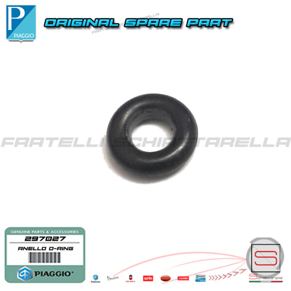 Anello O-ring Testa Cilindro Piaggio Beverly Vespa Gts Hexagon Mp3 LT Carnaby X9 297027