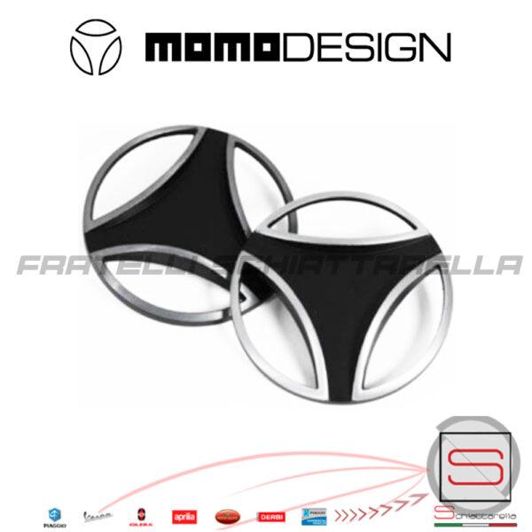 10990109000 Kit Vite Side Brushed Logo Momo Design Fighter