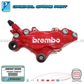 2B004626 Pinza Freno Anteriore Sinistro Moto Guzzi V7 III Carbon Euro 4 (3)