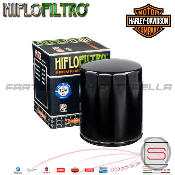 HF170B Filtro Olio Harley Davidson Oil Filter