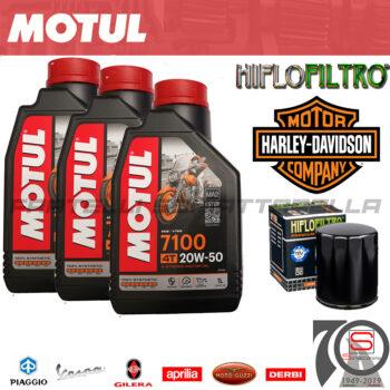 Kit Tagliando Harley Davidson XL 883 1000 XR 1200 Olio Motul Filtro Cartuccia FXSTS FLHTC FXSTS FLHTC 63796-77 63805-80A 63805-80T 63806-83 82400 E1717000