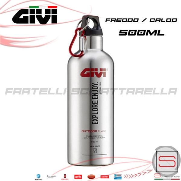 STF500S Borraccia Termica Givi 500 ML Freddo Caldo
