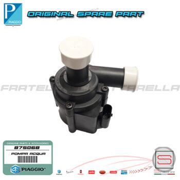 Pompa Acqua Originale Piaggio Beverly Rst 4T Mp3 Ibrido IE Touring Yourban X7 875068