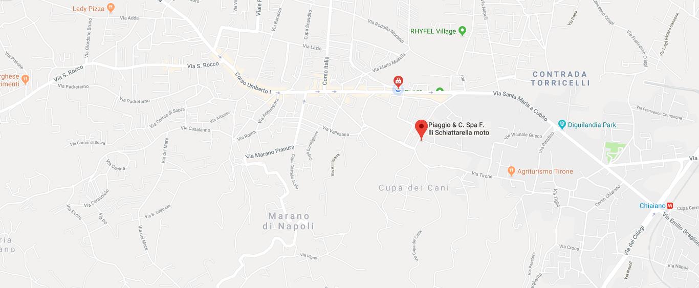 Mappa Ricambi e Accessori