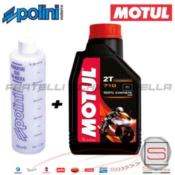 misurino-olio-Miscela-polini-da-250-ml-con-tappo-121.500 121500 + 710 motul