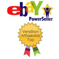 Pulsante scelta Sito ebay logo