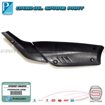 Protezione Paracalore Marmitta Originale Piaggio Beverly IE ABS Rst 4t 1A004620