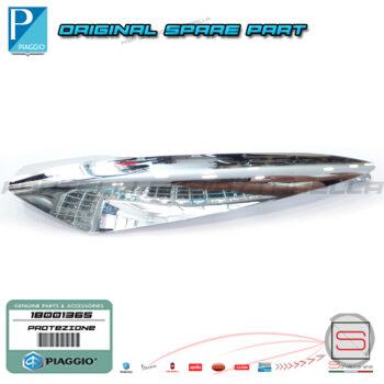 Protezione Posteriore Laterale Sinistro Originale Piaggio Liberty Iget 4T 3V IE 1B001365