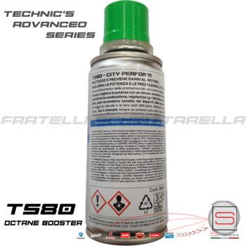 TS80 ProtettivoMultifunzione Sistema di Alimentazione
