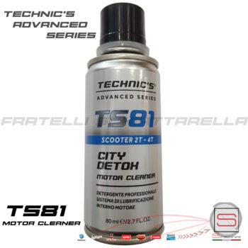 TS81 Detergente Professionale Sistema di lubrificazione Interno Motore (1)