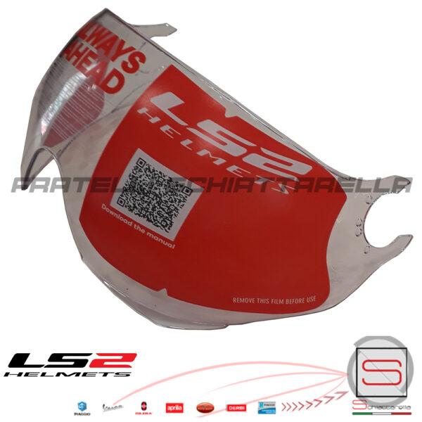 Visiera Occhiale Trasparente Casco Demi Jet LS2 Airflow OF562 Sphere Lux OF558 800562VI23 800562VI24 800562VI01