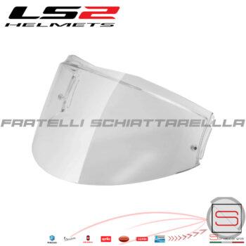 Visiera Trasparente Casco Helmet Modulare Apribile LS2 FF399 Valiant 800399VI01