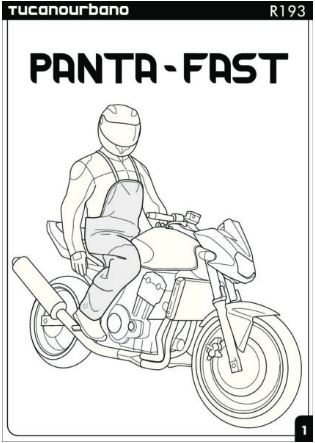 R193 Panta Fast istruzioni D'uso Tucano Urbano