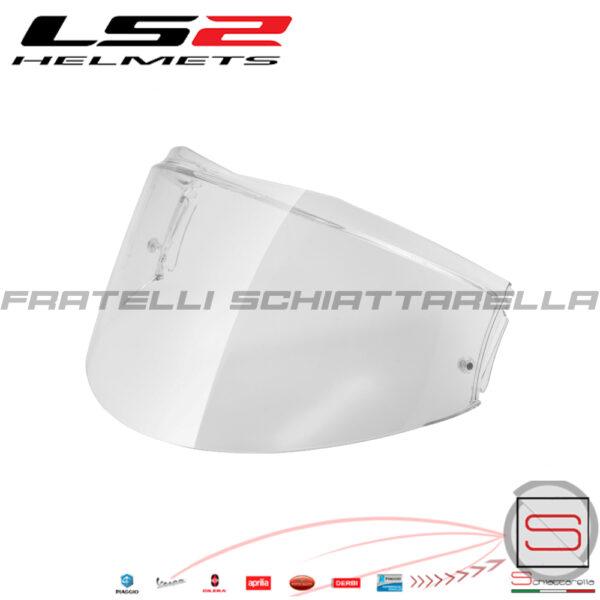 Visiera Visor Trasparente Casco Helmet Modulare Apribile LS2 FF399 Valiant 800399VI01