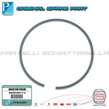 Anello Segmento Fascia Originale Piaggio Beverly Rst Vespa GTS GTV Mp3 LT business Sport Abs Touring B015159 (2)