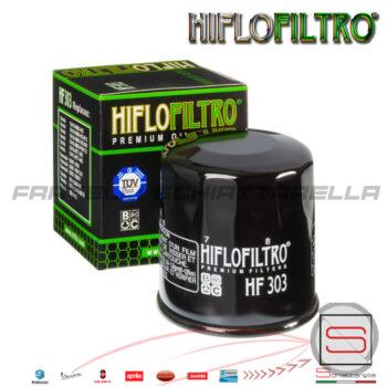 E1730300 HF303 Filtro Olio Motore HifloFiltro Honda Yamaha Kawasaki