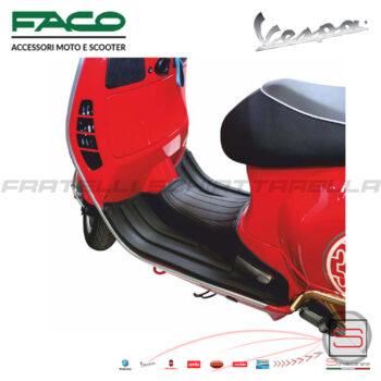 Tappeto Tappetino Pedana Piaggio Vespa GT GTS 0143 602734M