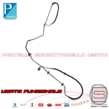 Tubazione Freno Abs Originale Piaggio X10 4T 4V IE E3 350cc 668219 668690 impianto frenante
