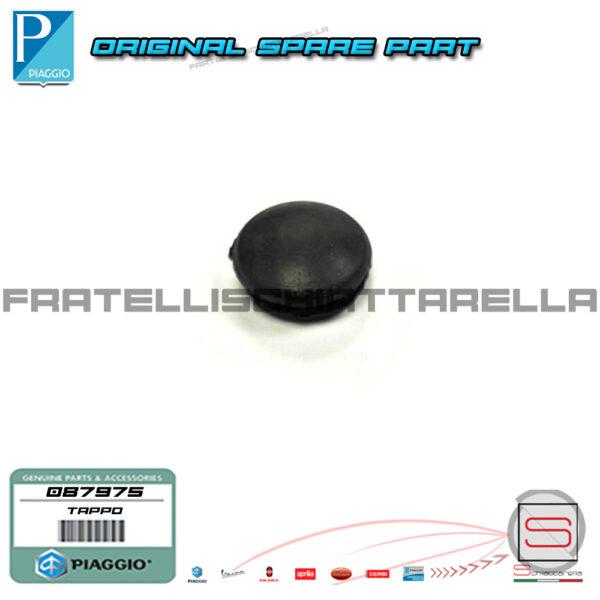 Tappo Coperchio Vaschetta Filtro Aria Carburatore Originale Piaggio Vespa Px Pxe Sprint Gr Super Rally Ape Cosa CL-CLX 2
