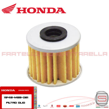 Filtro Olio Motore Originale Honda cartuccia 15412MGSD21 15412-MGS-D21
