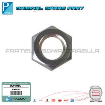 021214 Dado Perno Supporto Fissaggio Motore Vespa Px