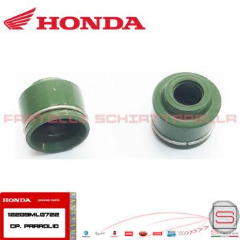 12209ML0722 Coppia Paraolio Valvola Aspirazione Honda Sh 300