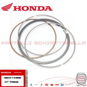 13011KTW900 Kit Fasce Elastiche Pistone Honda Sh 300