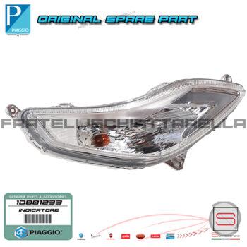 Fanale Freccia Indicatore Destra Originale Piaggio Medley 4T IE ABS 125 150 1D001233