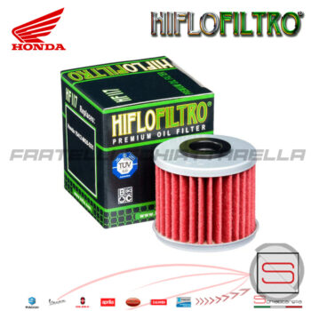 15412MGSD21 Filtro Olio Motore Honda Integra Nc X-Adv Crf Africa Twin HF117 E1711700