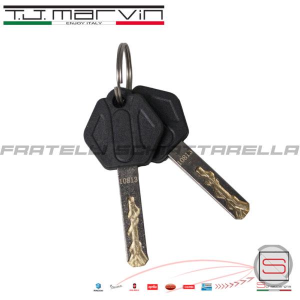 Z040-00 Lucchetto Antifurto Arco Z40 Nero In acciaio