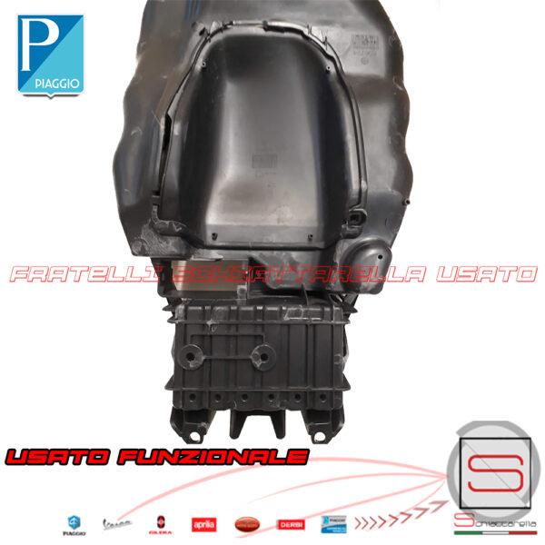 Vano Sella Portacasco Completo Originale Piaggio Beverly Rst 4T 4V Ie 125 300 1B003644 673263 656834