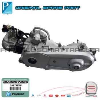 Motore Completo Originale Piaggio Beverly 4T ST IE ABS 350 CM2807025 CM2807015