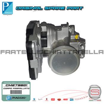 Corpo Farfallato Originale Piaggio Beverly 4T ST IE ABS 350 CM279801