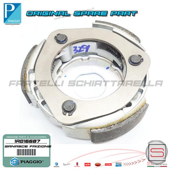 FRIZIONE ORIGINALE 8722515 PIAGGIO 300 VESPA GTS IE TOURING 2011 2012