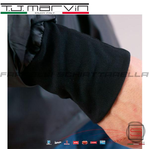 Giacca Moto Scooter Antipioggia Antivento Sportiva T.J.Marvel J001-00